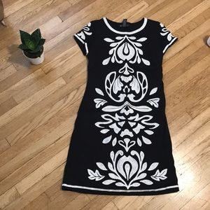 INC double lined dress